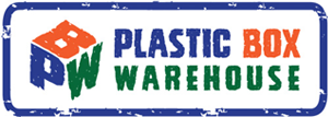 plastic box warehouse