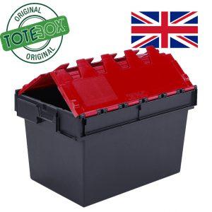 10A6B black & red UK