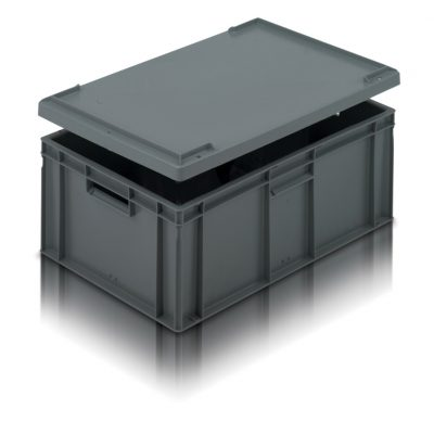 Heavy Duty Euro Containers - Extra Strong!