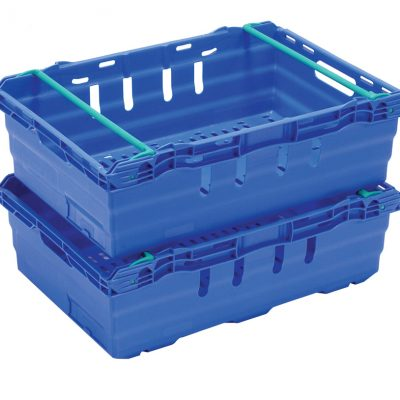 Heavy Duty Supermarket Crates