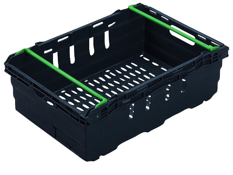 35ltr Eco Maxinest Stacking Amp Nesting Crate Ventilated