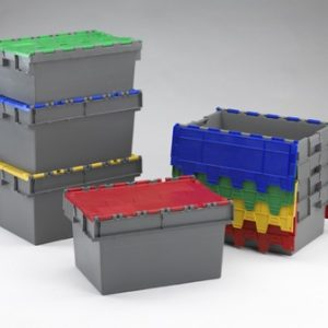Colour Coded Tote Boxes