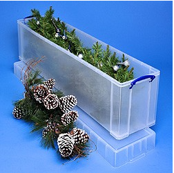 77L Christmas Tree Box