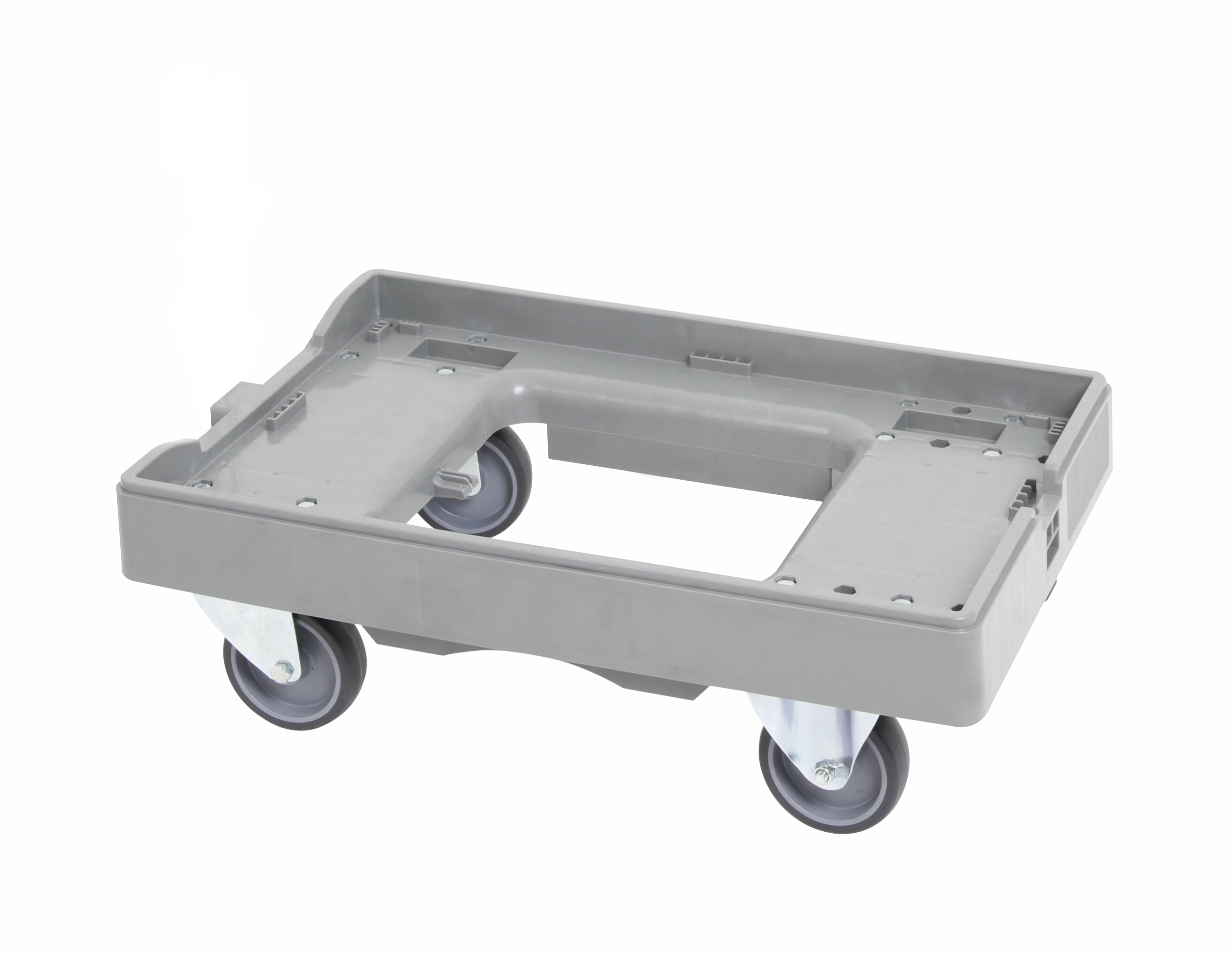 Dolly Suitable For 600 X 400mm Boxes Grey Plastic Box