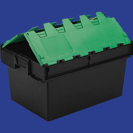 5x Large Tote Boxes & Plastic Box Warehouse | Specialist Supplier Of Plastic Boxes