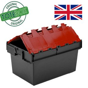 10A5B black & red UK