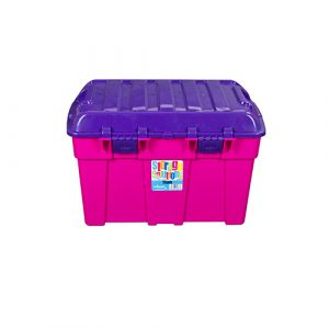 Wham Colour Coded Boxes - Children's Toy Storage