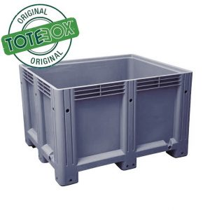 Large Bulk Containers and Pallets